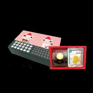 iBakery x 慢飛兒 聖誕曲奇咖啡禮盒